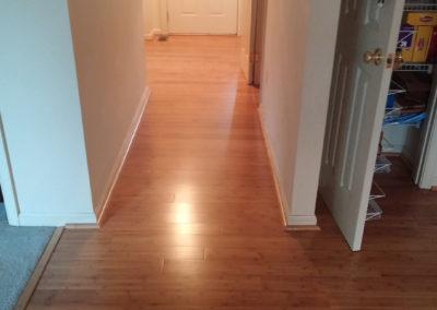 Bamboo Flooring Install1
